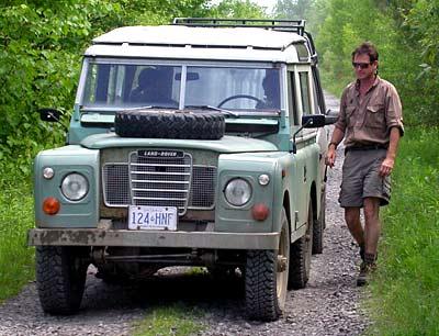 Land Rover FAQ - Repair  Maintenance - Series