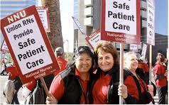 nnu strikers Decline of American Healthcare?