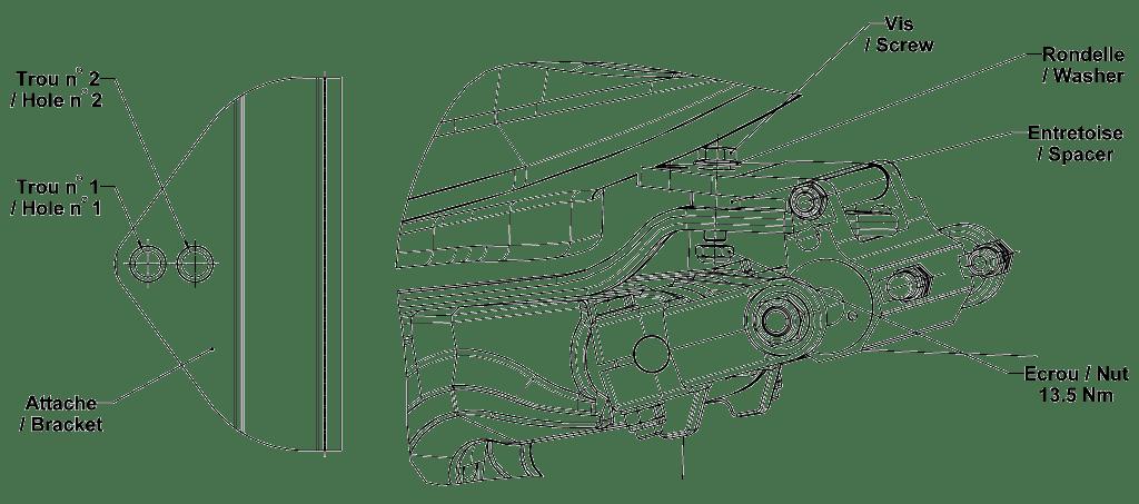 ls Schema moteur