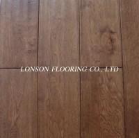 distressed Birch Wood Flooring-antique style