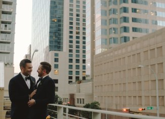 Ben & Tino Married