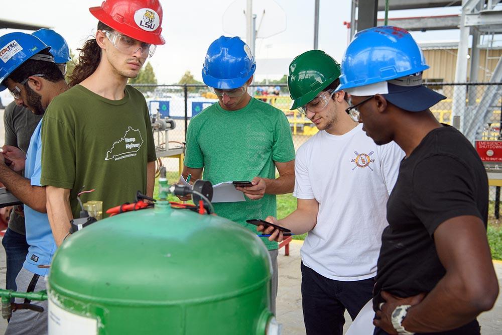 Department of Petroleum Engineering