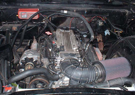 62 Impala SS LT1 Swap