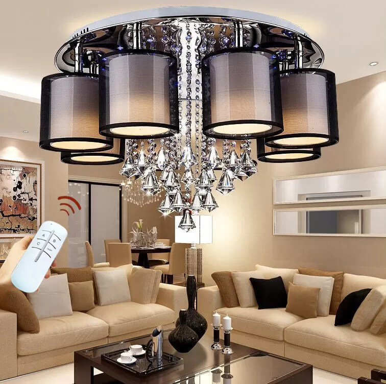 surface mounted modern led ceiling lights for living room light - living room light fixtures