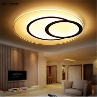 Super-thin Round Ceiling lights indoor lighting led ...