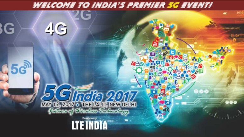 5G India 2017 Conference