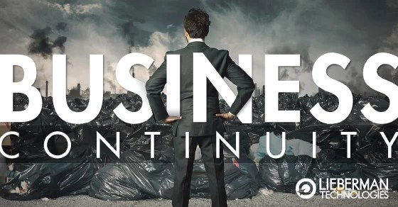 Business Continuity Plans and Vitualization - business continuity plan