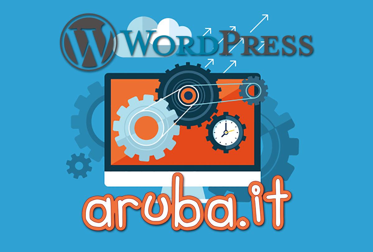 Wordpress + Aruba: aggiornamento automatico senza errori