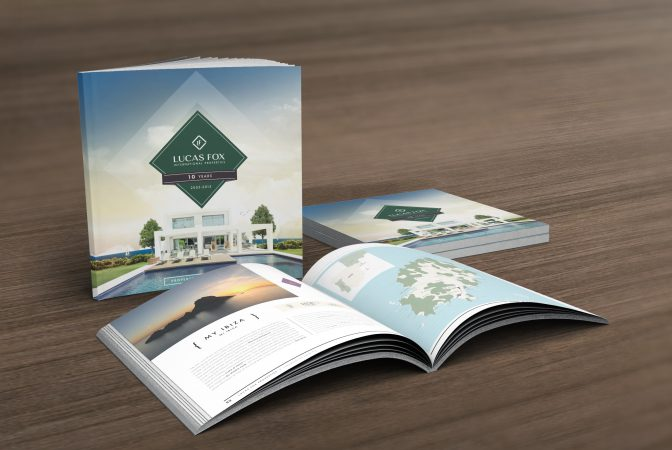 Lucas Fox launch 10 Year Anniversary Property Brochure