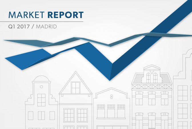 Madrid Real Estate Market Report Q1 2017 - Lucas Fox - real estate market analysis