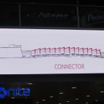 "Inauguration of the ""Connector"" at Brussels Airport"