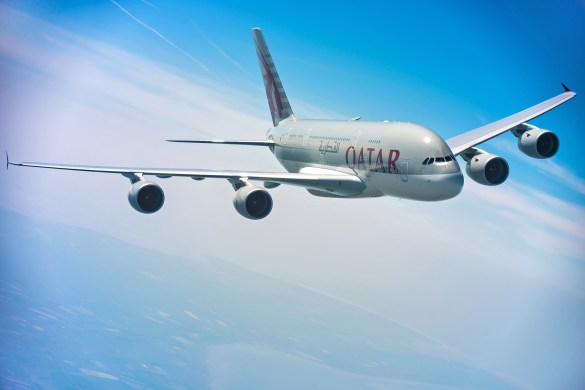 Qatar Airways A380