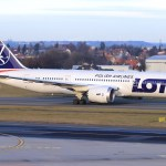 LOT took off to Seoul for the first of its thrice-weekly flights