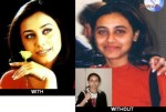 Indian Female Celebrities without Makeup