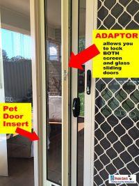 Patiolink Pet Door Insert for Sliding Doors