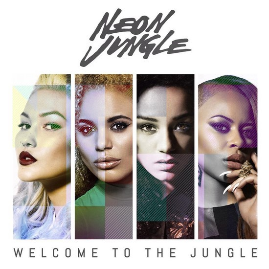 "NEON JUNGLE ""Welcome To The Jungle"""