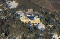 Luftbilder Essen, Villa Hgel