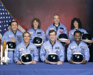 Challenger Flight 51 Crew