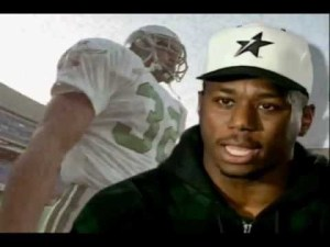 Ricky Watters, Philadelphia Eagles 1995 defeat of the Dallas Cowboys