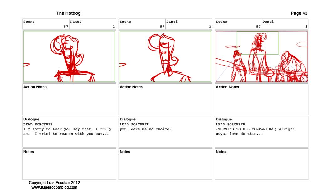 script storyboard plainresume - sample script storyboard