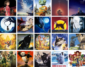Top 10 Favorite Animated Movies of All Time