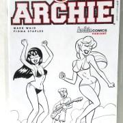 Archie #1 Sketchcover