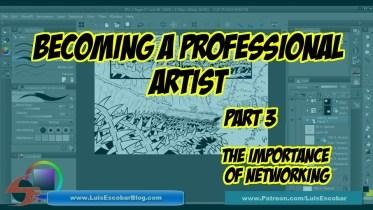 Becoming a Professiona Artist Part 03