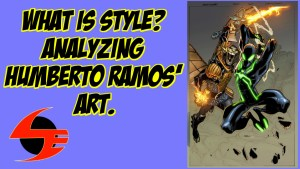 what-is-style-analyzing-humberto-ramos-art