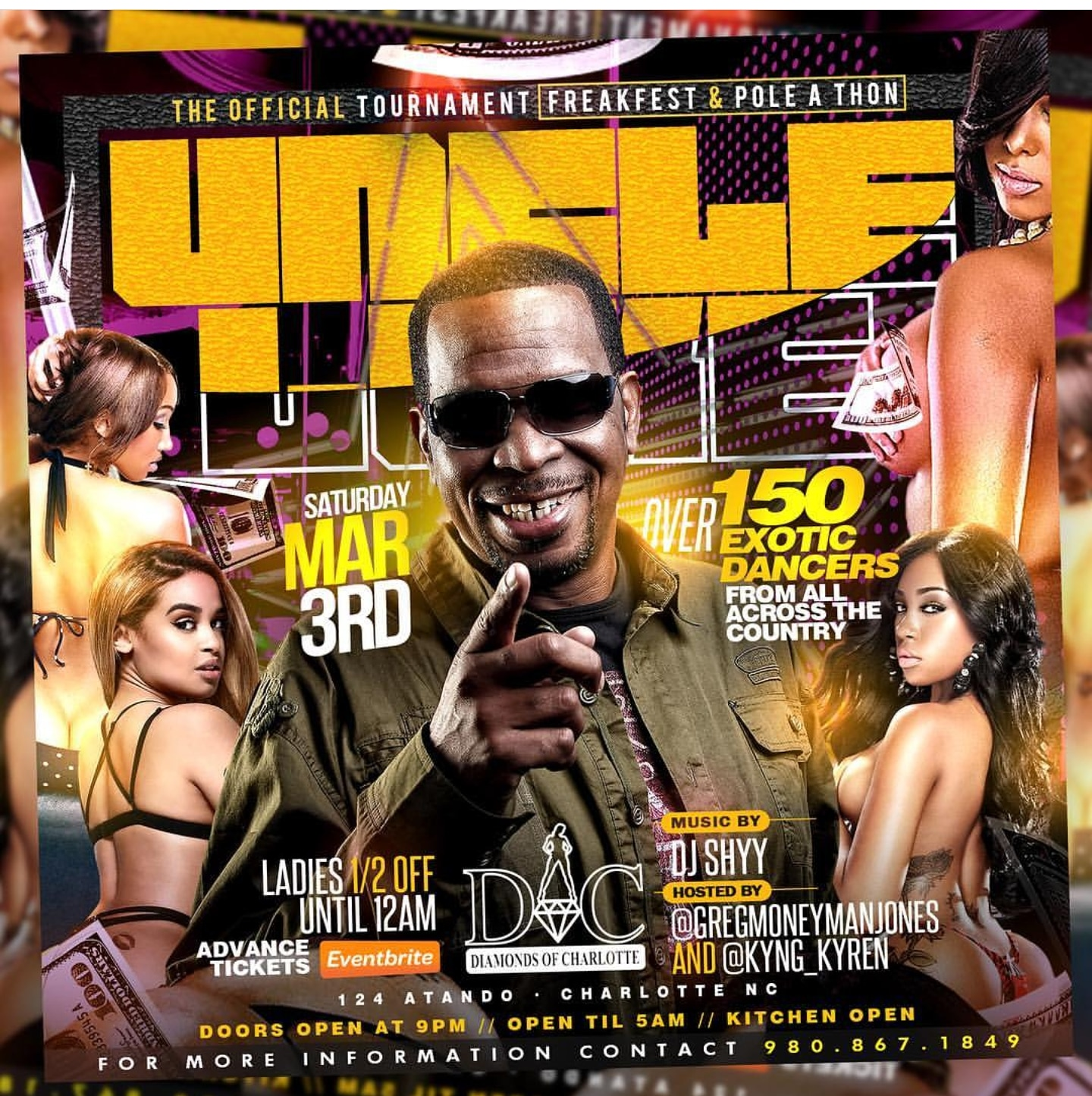 Uncle Luke Party