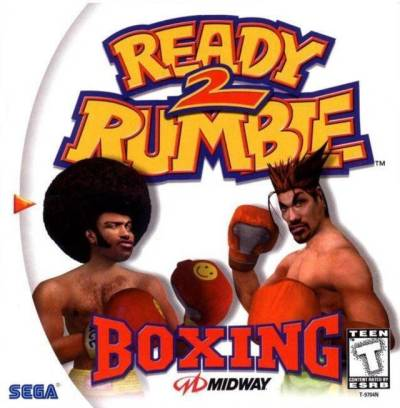 Ready 2 Rumble Boxing Dreamcast Game