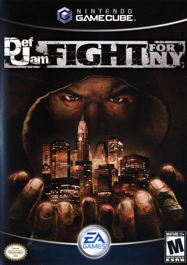 Gear Wallpaper Hd Def Jam Fight For New York Gamecube Game
