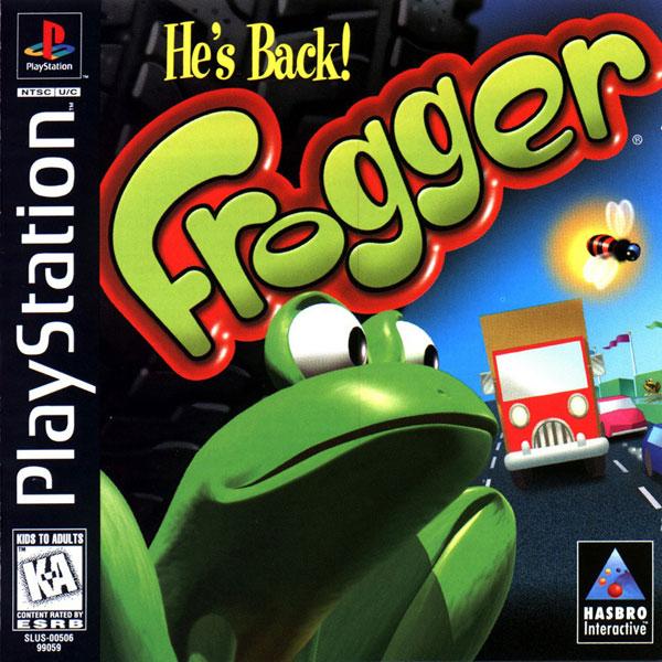 3d Centipede Wallpaper Frogger Sony Playstation