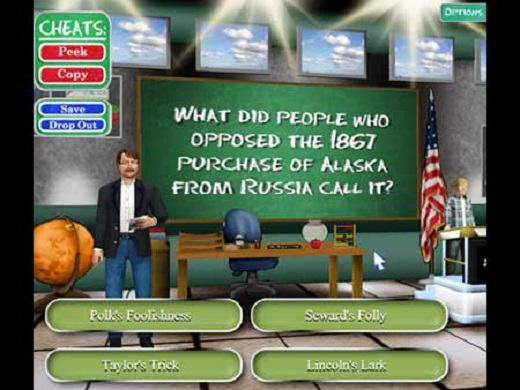 Are You Smarter Than A 5th Grader? Make the Grade Sony Playstation 2