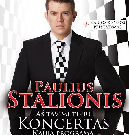 Pauliaus Stalionio koncertas Lukonyse 2017