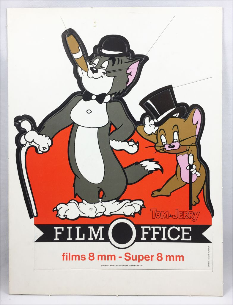 Tom \u0026 Jerry - Film Office Display Store. Loading zoom