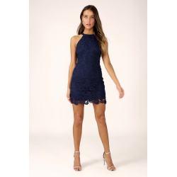 Small Crop Of Light Blue Dress