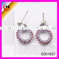plastic cover for clip on earrings, plastic cover for clip