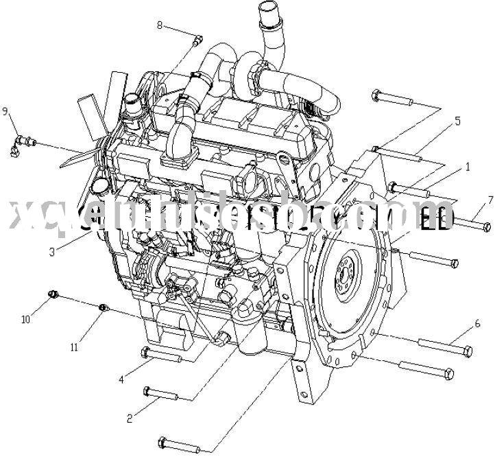 dt466 engine oil diagram further international dt466 engine