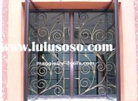window grill design wrought iron philippines, window grill ...