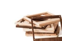 "Bilderrahmen aus Holz - ""Memoholz"" 2er Set   LUMENQI ..."