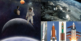 International Moon Efforts