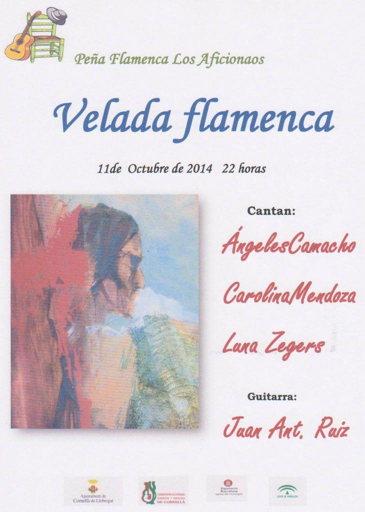 Luna peña aficionaos 11-10-2014