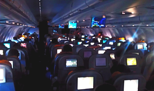 vuelo Francoforte-Bogotá 2 gennaio 2013