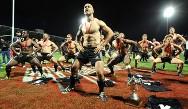 l'haka dei campioni del mondo neozelandesi