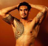 Jerome Kaino è un Maori