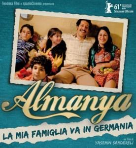 locandina di Almania