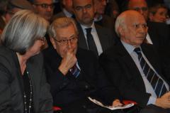 Rosy Bindi, Arnaldo Forlani e Paolino Cirino Pomicino