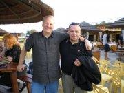 Baldini e il leggendario Lansdale alla Duna degli Orsi Marina Di Ravenna