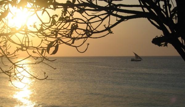 tramonto a Nungwi