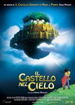 Il castello nel cielo di Hayao Miyazaki: un quarto di secolo dopo, finalmente il capolavoro è arrivato in Italia